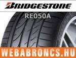 Bridgestone - RE050A nyárigumik