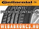 Continental - ContiPremiumContact 2 nyárigumik