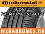 Continental - ContiPremiumContact 5 nyárigumik