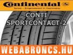 Continental - ContiSportContact 2 nyárigumik