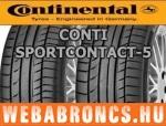 CONTINENTAL ContiSportContact 5 235/45R18 - nyárigumi - adatlap