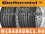 Continental - ContiSportContact 5P nyárigumik