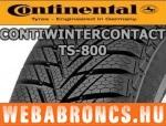 Continental - ContiWinterContact TS 800 téligumik