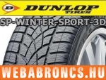 Dunlop - SP Winter Sport 3D téligumik