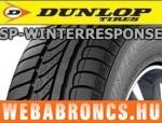 Dunlop - SP WinterResponse téligumik