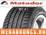 MATADOR MP47 Hectorra 3 225/55R17 - nyárigumi - adatlap