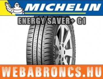 MICHELIN - ENERGY SAVER + G1 GRNX - nyárigumi