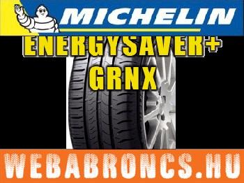 MICHELIN - ENERGY SAVER + GRNX - nyárigumi