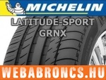 MICHELIN LATITUDE SPORT GRNX 235/65R17 - nyárigumi - adatlap