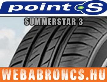 POINT-S - Summerstar 3 Van - nyárigumi