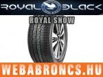 Royal black - Royal Snow téligumik