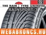 Uniroyal - RainSport 3 nyárigumik