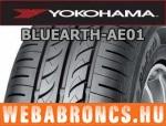 Yokohama - BluEarth AE01 nyárigumik