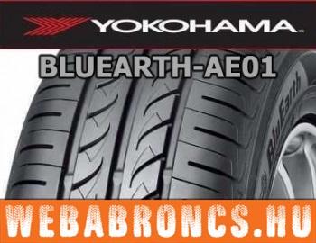 YOKOHAMA - BluEarth AE01 - nyárigumi
